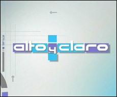 Logo Alto y Claro