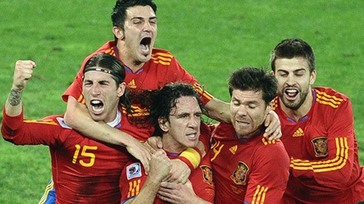 Carles Puyol, prácticamente descartado para la Eurocopa