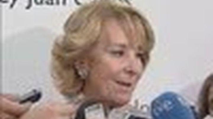 Aguirre propondrá otorgar la Medalla de Oro de la Comunidad a la Selección española