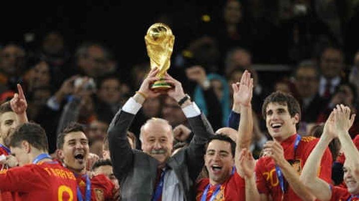 La selección será homenajeada este lunes con un recorrido por el centro de Madrid