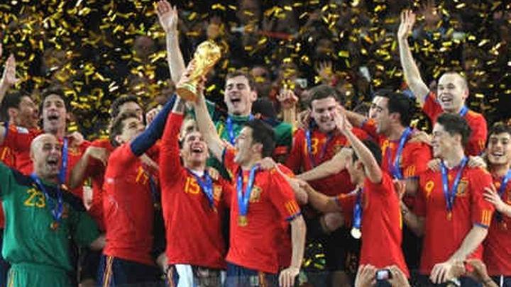España, campeona de mundo