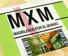 Logo for Madrileños por el mundo