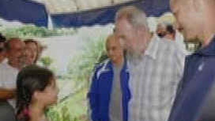 """Fidel Castro pide a Ahmadineyad que """"deje de difamar a los judíos"""""""