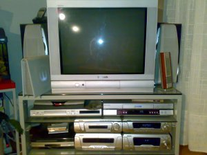 Televisor con Internet