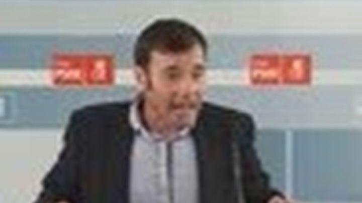 """Tomás Gómez """"se juega un cordero"""" a que será el próximo presidente de la Comunidad"""