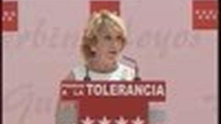 Aguirre entrega los Premios a la Tolerancia y recuerda la lucha por la libertad de los exiliados cubanos