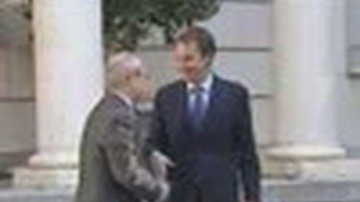 Montilla pide a Zapatero recuperar el Estatuto sin recortes
