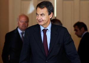 Zapatero cumple diez años al frente del PSOE