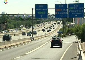 Carretera A& dirección Madrid