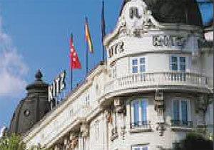 Detenido por dormir en 13 hoteles de lujo de Madrid y marcharse haciendo un 'sinpa'