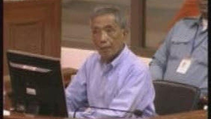 El jefe torturador del Jemer Rojo, condenado a 35 años de prisión
