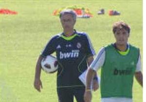 Rel Madrid entrena
