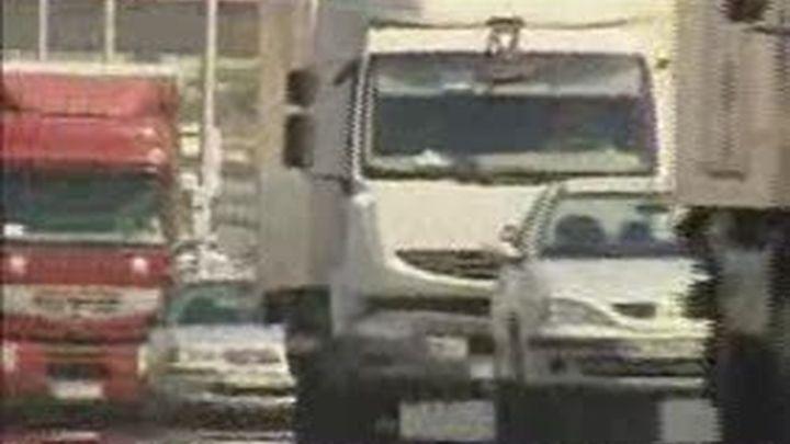 Los transportistas irán a la huelga si se impone una tasa para las autovías