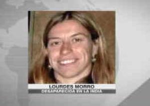 Lourdes Morro desaparecida