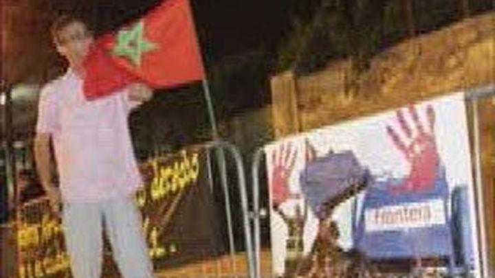 El día de fiesta impide el boicot en la frontera de Melilla