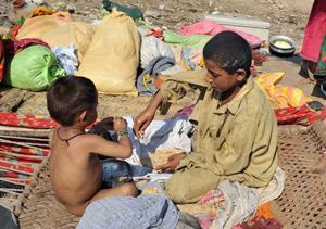 Pakistan, hambruna