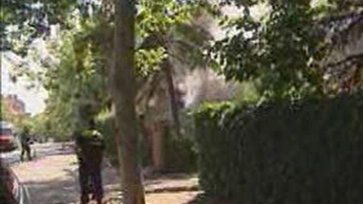 Una explosión en un colegio mayor causa un herido