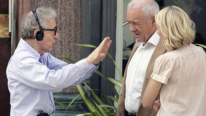 Woody Allen recibirá el Globo de Oro honorífico por su contribución al cine