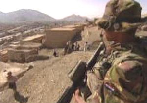 Tropas de la OTAN en Afganistán