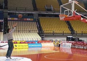 Carlos Sánchez Blas en Atenas