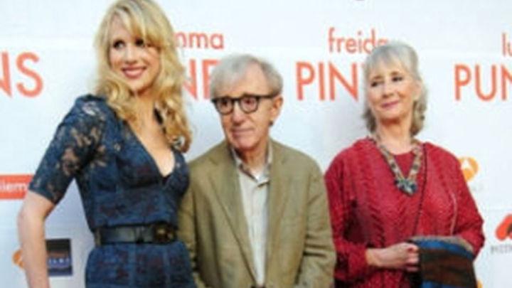 """""""A Roma con Amor"""", la última de Woody Allen con Penélope Cruz"""