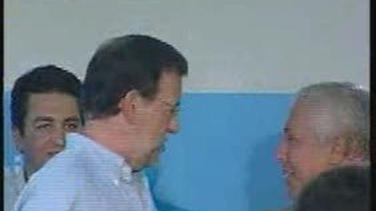 Rajoy habla del curso político