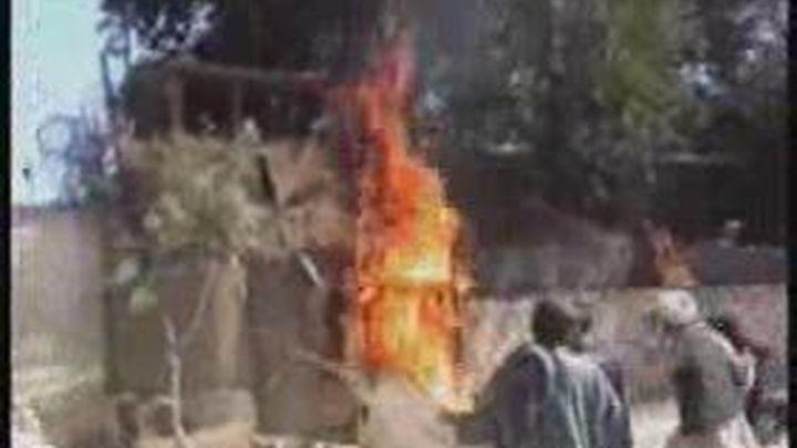 Insurgentes talibanes atacan dos bases de la OTAN en Afganistán