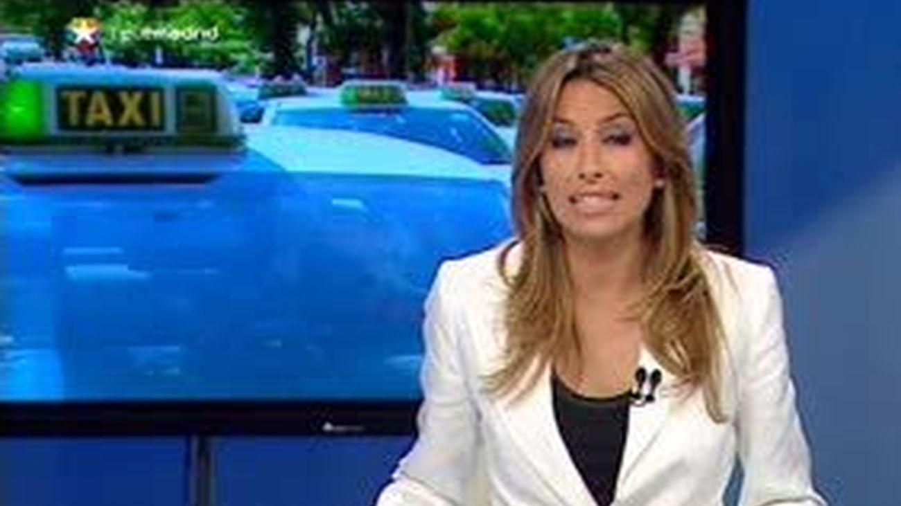Los taxistas indignados con la nueva normativa del Ayuntamiento