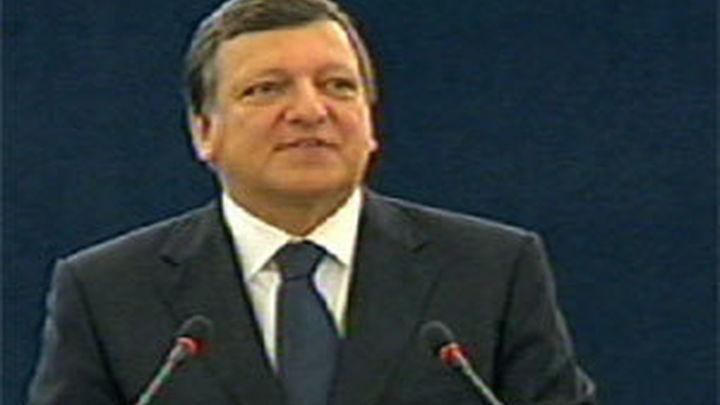 Barroso propone una acción conjunta de los países europeos para recapitalizar los bancos