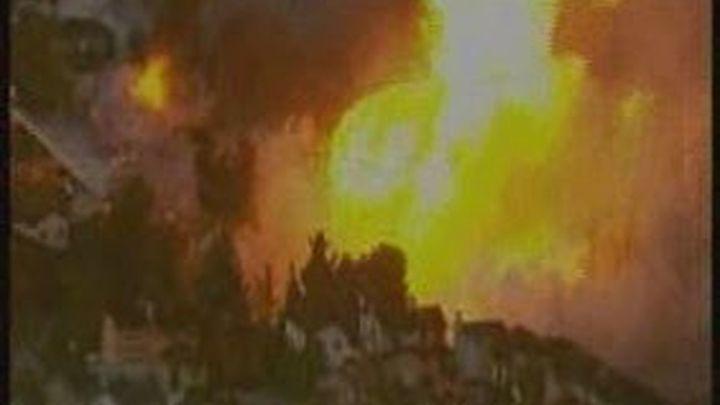 Ascienden a seis los fallecidos en el gran incendio de San Francisco