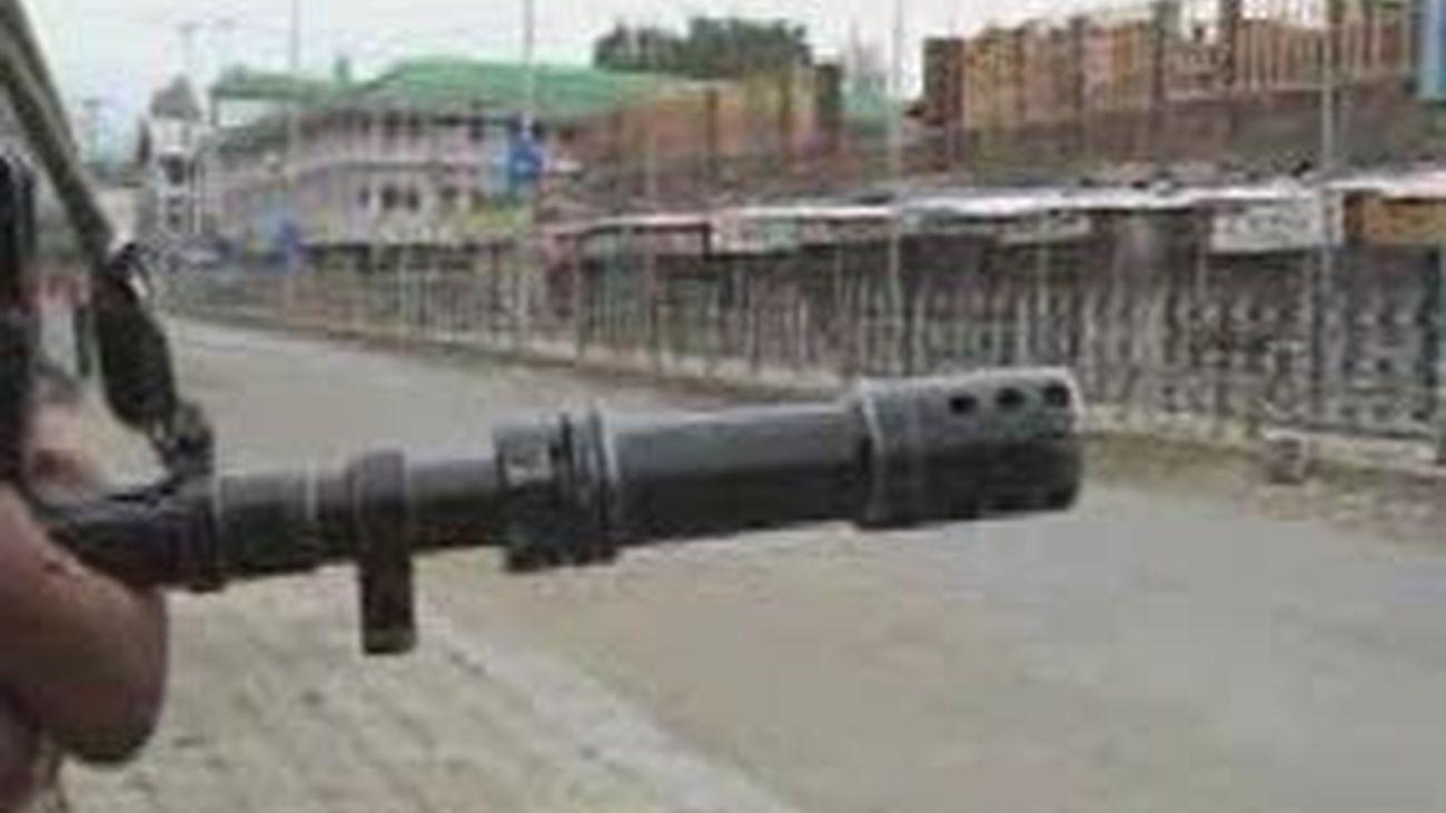 Cachemira, toque de queda