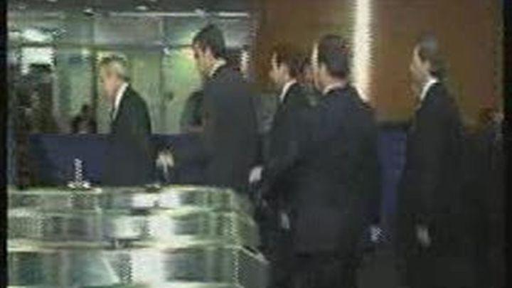 Salgado reconoce que la tasa 'Tobin' planteada por Zapatero es complicada de llevarse a la práctica