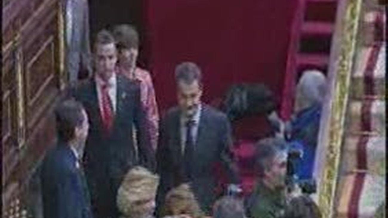 Acuerdo PNV y PSOE presupuestos