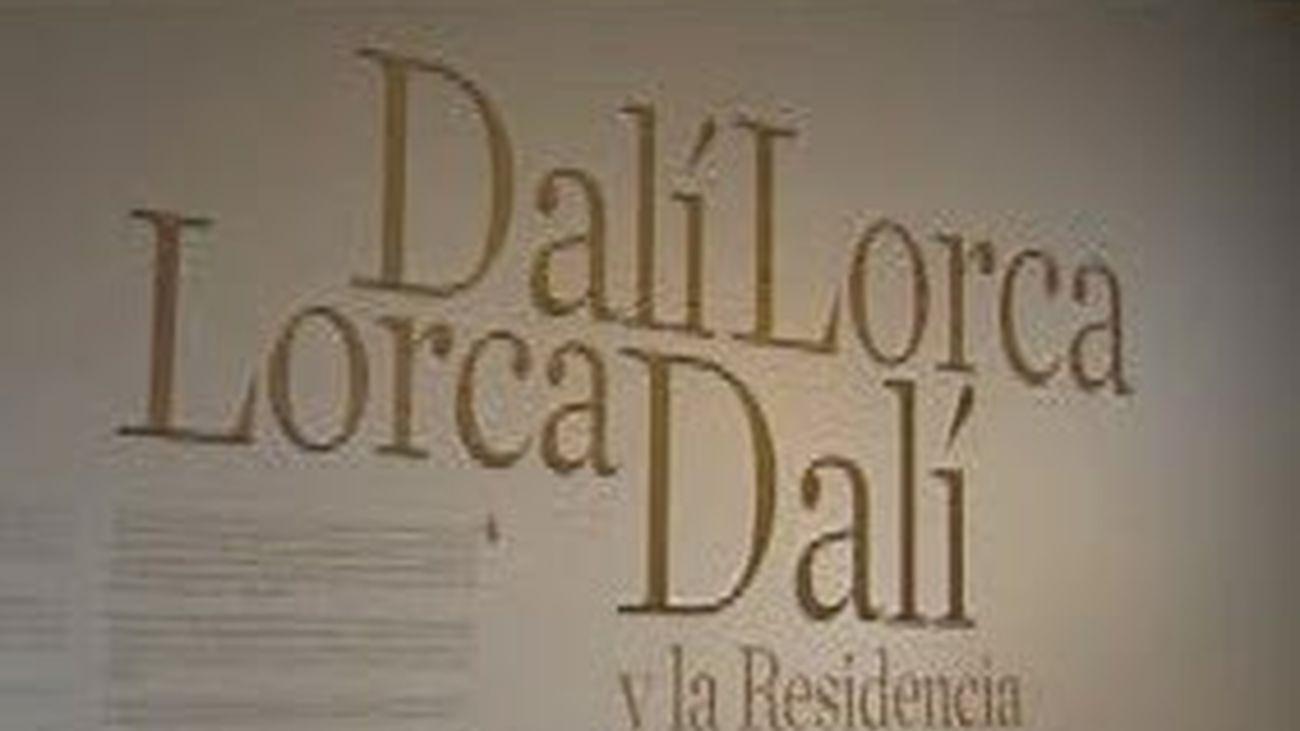 Exposicion Dali Lorca en CaixaForum