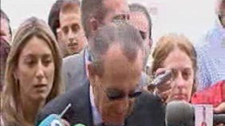 """Fabra afirma a su llegada al juzgado que no tiene  """"nada, nada que ocultar"""" y que es """"inocente"""""""