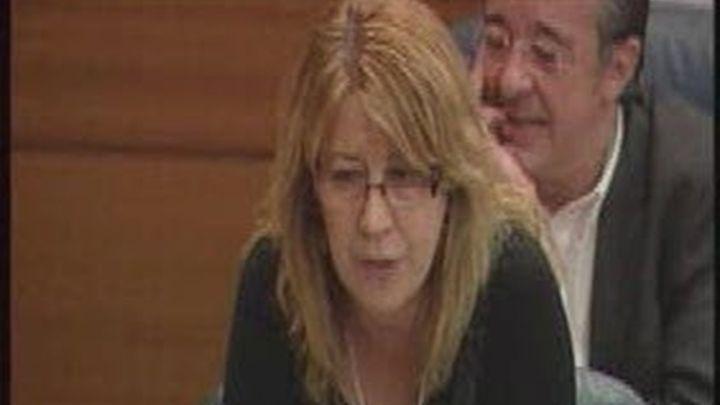 Aguirre insta a Gómez a que si sabe cómo crear 150.000 empleos se lo diga a Zapatero