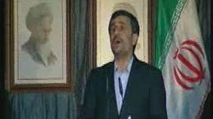 """Ahmadineyad amenaza a Israel en territorio de Hizbulá con """"la desaparición de los sionistas"""""""