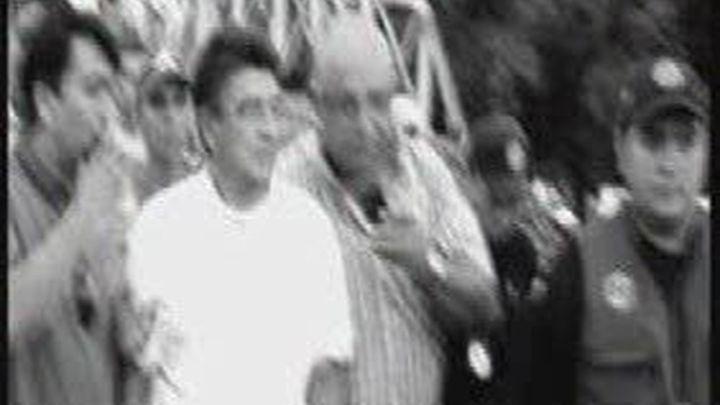 Arturo Cubillas ataca a la Asociación de Víctimas del Terrorismo