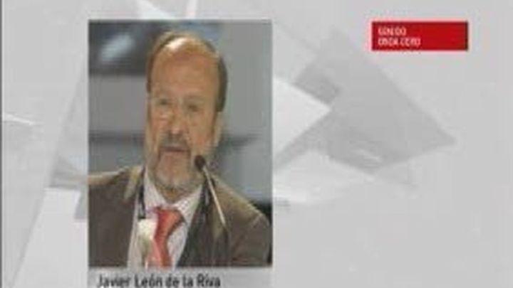 """El PP califica de """"lamentables """" y  """"grosería impresentable"""" las palabras de De la Riva sobre Leire Pajín"""