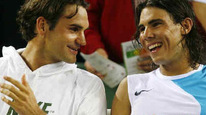 """Federer: """"El favorito para Roland Garros es Nadal, no Djokovic"""""""