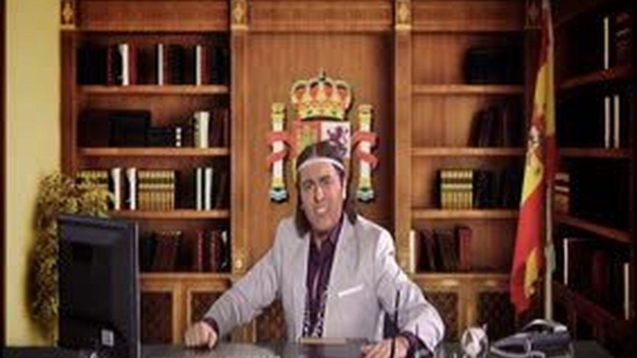 Sergio Ramos, presidente del Gobierno
