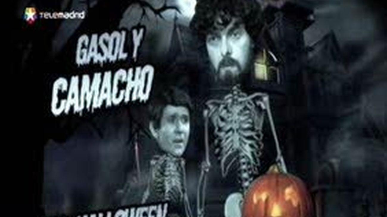 ¿Cómo vive Camacho Halloween?