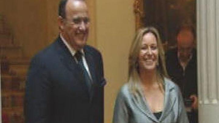 Trinidad Jiménez visita Marruecos por primera vez desde su nombramiento