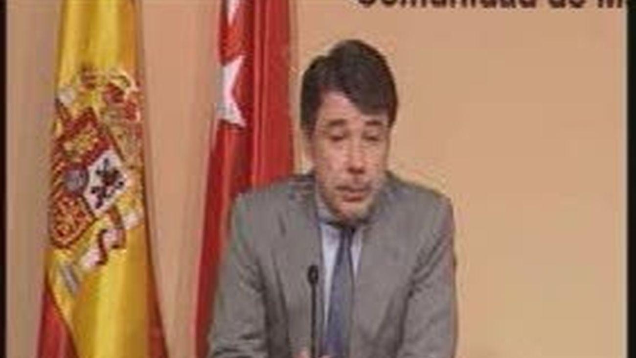González: El abuso ha hecho que ni los sindicatos sepan cuantos liberados hay