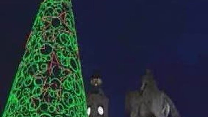 Madrid gastará un 33% menos en iluminar sus calles por Navidad
