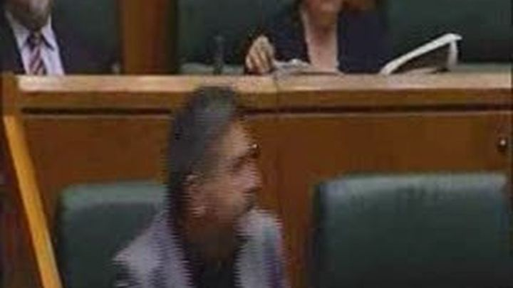 Rubalcaba responde a Otegi y niega que el PSOE pactase Anoeta con Batasuna