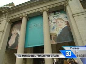 Aniversario del Museo del Prado