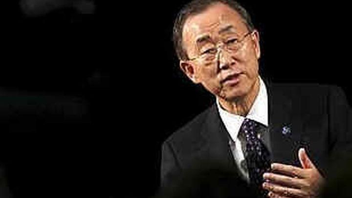 Ban Ki Moon pide el despliegue urgente de una misión de la ONU en Libia