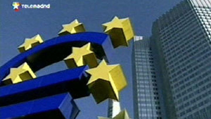 El Banco Central Europeo presta 489.191 millones de euros a 3 años