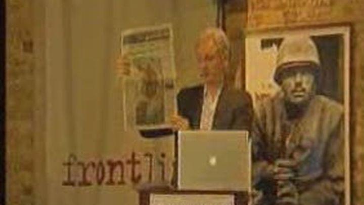 Interpol acelera su maquinaria para detener al fundador de Wikileaks